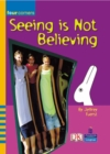 Image for Seeing is not believing