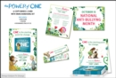Image for The Power of One 6-Copy Mixed Pre-Pack with Merchandising Kit