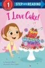 Image for I love cake!