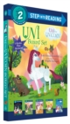 Image for Uni the Unicorn Step into Reading Boxed Set : Uni Brings Spring; Uni's First Sleepover; Uni Goes to School; Uni Bakes a Cake; Uni and the Perfect Present