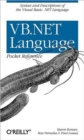 Image for VB.NET language pocket reference