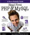 Image for Head first PHP & MySQL