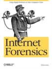 Image for Internet forensics