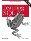 Image for Learning SQL