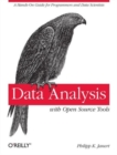 Image for Data analysis with open source tools