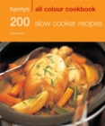 Image for 200 slow cooker recipes
