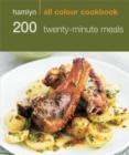 Image for 200 twenty-minute meals