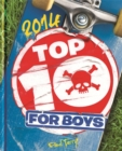 Image for Top ten for boys 2014