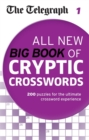 Image for The Telegraph: All New Big Book of Cryptic Crosswords 1