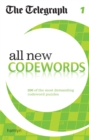 Image for The Telegraph: All New Codewords 1