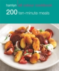 Image for 200 ten-minute meals