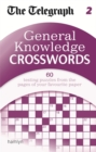 Image for The Telegraph: General Knowledge Crosswords 2