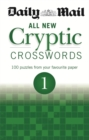 Image for Daily Mail: All New Cryptic Crosswords 1