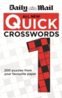 Image for Daily Mail: All New Quick Crosswords 1