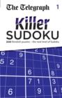 Image for The Telegraph Killer Sudoku 1