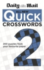 Image for Daily Mail: All New Quick Crosswords 2