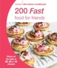 Image for 200 fast food for friends.