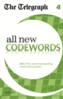 Image for The Telegraph All New Codewords 4