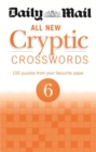Image for Daily Mail All New Cryptic Crosswords 6