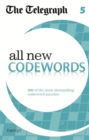 Image for The Telegraph: All New Codewords 5