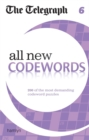 Image for The Telegraph: All New Codewords 6