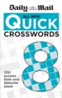 Image for Daily Mail All New Quick Crosswords 8