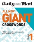 Image for Daily Mail All New Giant Crosswords 1