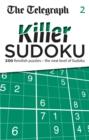 Image for The Telegraph: Killer Sudoku 2