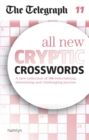 Image for The Telegraph: All New Cryptic Crosswords 11