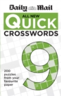 Image for Daily Mail All New Quick Crosswords 9