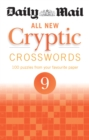 Image for Daily Mail All New Cryptic Crosswords 9