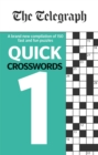 Image for The Telegraph Quick Crosswords 1