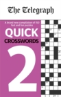 Image for The Telegraph Quick Crosswords 2