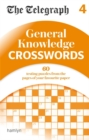 Image for The Telegraph: General Knowledge Crosswords 4