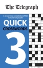 Image for The Telegraph Quick Crosswords 3