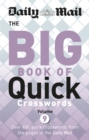Image for Daily Mail Big Book of Quick Crosswords 9