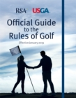 Image for Official guide to the rules of golf