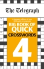 Image for The Telegraph Big Book of Quick Crosswords 4