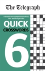 Image for The Telegraph Quick Crosswords 6