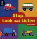 Image for Lighthouse Reception Red: Stop, Look And Listen