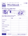 Image for Reading 360 Language Resource Workbook 10 pack of 8