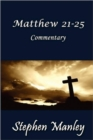 Image for Matthew 21-25 Commentary
