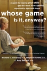 Image for Whose Game Is It, Anyway? : A Guide to Helping Your Child Get the Most from Sports, Organized by Age and Stage
