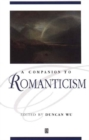 Image for A Companion to Romanticism