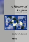 Image for A history of English  : a sociolinguistic approach