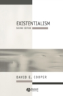 Image for Existentialism  : a reconstruction