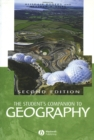 Image for The student's companion to geography