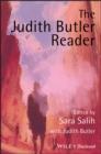 Image for The Judith Butler reader