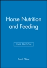 Image for Horse nutrition and feeding