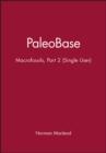 Image for PaleoBase  : macrofossils part 2.0